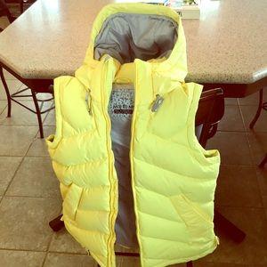 Nike down vest ( snowboarding)